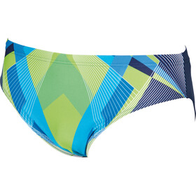 arena Engineered Brief Men turquoise-navy